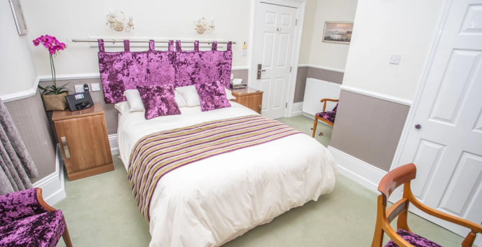 Double Room - Park Lodge Whitley Bay